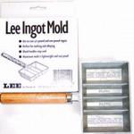 Форма для отливки свинца Lee Ingot Mold