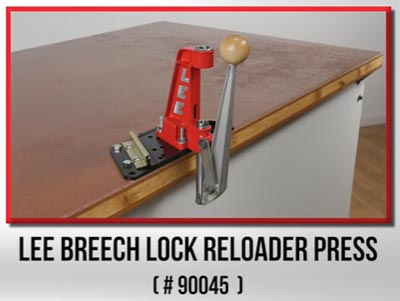 Пресс LEE Reloader Press 90045