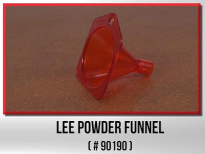 Воронка LEE Powder Funnel 90190