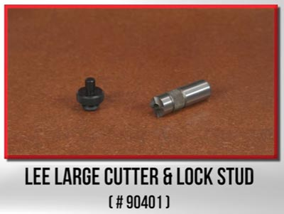 Lee Large Cutter with Lock Stud (90401)