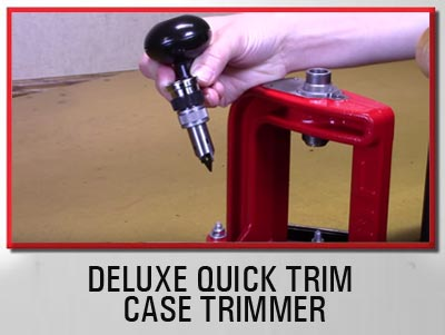 Lee Quick Trim Case Trimmer