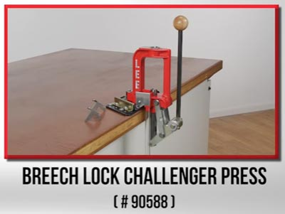 ПрессLEE Breech Lock Challenger Press 90588