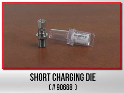 пороховаяая матрица Lee Short Charging Die (90668)