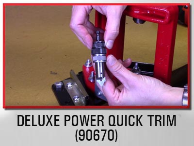 Lee Deluxe Power Quick Trim