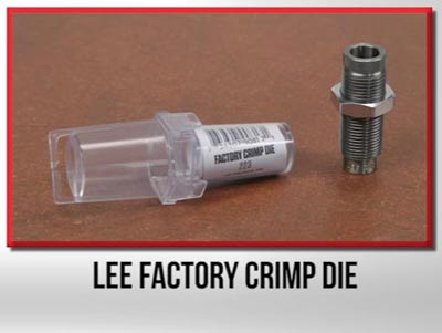 Кримповочная матрица Lee Factory Crimp Die 30/06 (90824)
