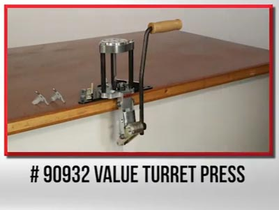 Пресс LEE Value Turret Press 90932